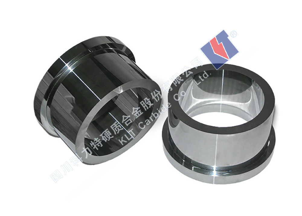 Precision Nonstandard Parts Tungsten Carbide Sleeve Type T For Oil Field